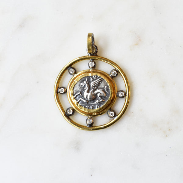 Pegasus Liberty Medallion