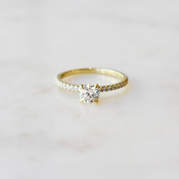 Libertine Engagement Ring Setting