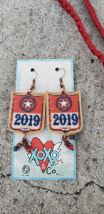 NFR Backnumber 2019 Earrings