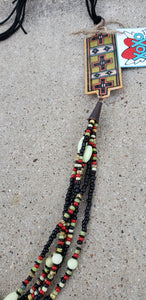Native Triple Cross Necklace