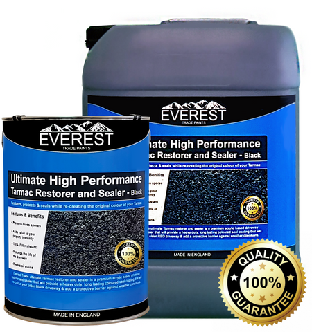 Tarmac Sealer - Tarmac Paint and Restorers - Everest Trade Paints