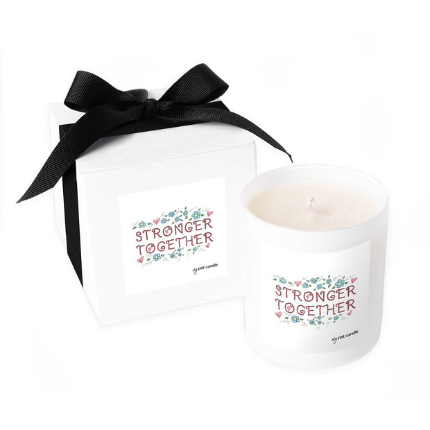 Stronger Together - 11oz Candle