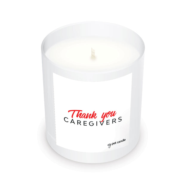 Thank you Caregivers - 11oz Candle