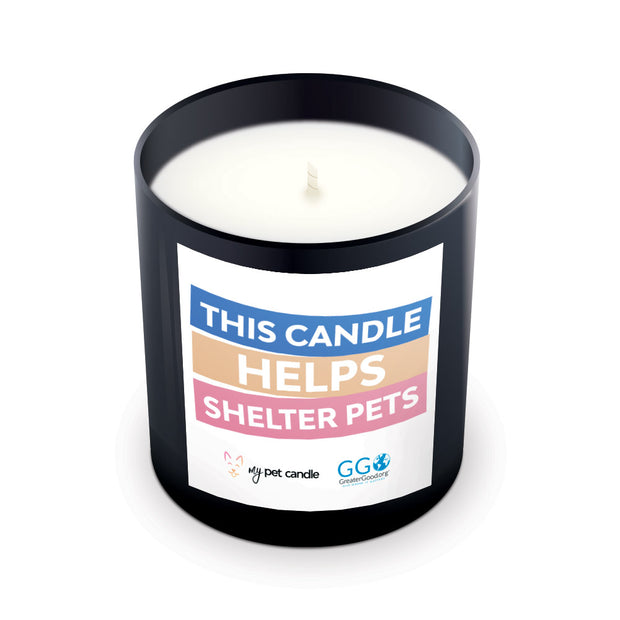 This Candle Helps Shelter Pets – 11oz Candle