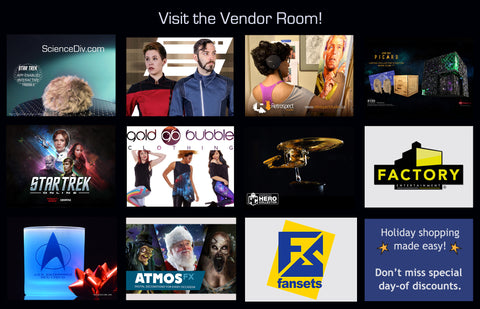 Image containing all the vendors from the event. Visit VendorsHaul.com to learn more about the vendors