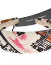 Multicolor Cotton Silk Headband