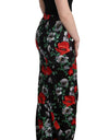 Multicolor Floral Print Stretch Sheath Long Dress - xanders-shopping