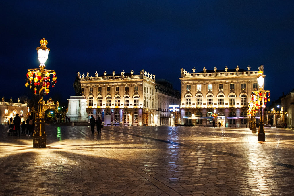Nancy : the city of Stanislas!