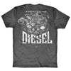 "Hammer Lane's ""Diesel Addict"" T-shirt"