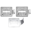 Peterbilt 359 Stainless Steel Switch Guard - Engraved