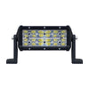 United Pacific Reflector Series - 4 Row LED Light Bar 8""