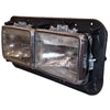 Dual Rectangle Replacement Headlamp Bucket