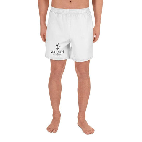 Moolokai Apparel Men's Athletic Long Shorts-Custom-Moolokai Apparel-XS-Moolokai Apparel
