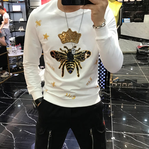 Hot Hoodies Men Spring Streetwear Casual Hoody high quality Fashion Sweatshirts Men's Hoodie