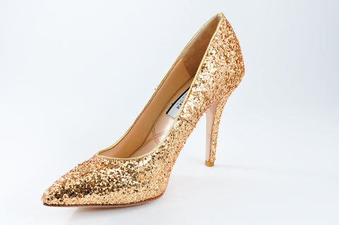 Lucy Choi London – Adelite Gold Glitter