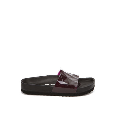 United Nude Lo Res Earth Vegan Burgandy