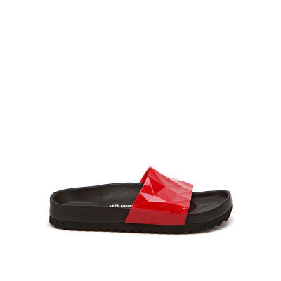 United Nude Lo Res Earth Vegan Red