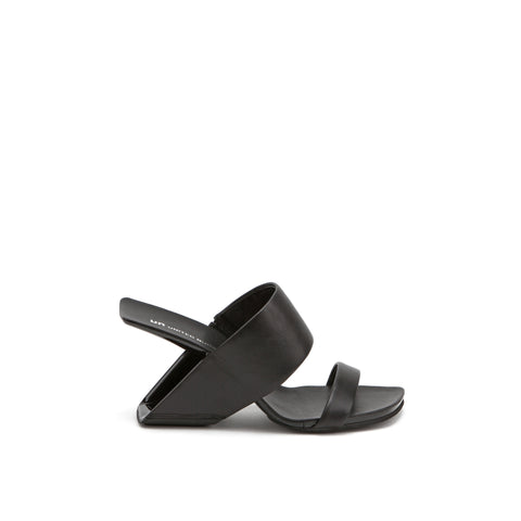 United Nude Loop Hi Black Leather