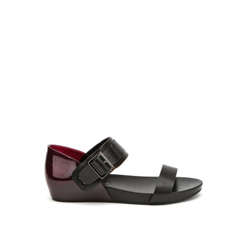 United Nude Apollo Lo Burgandy Black