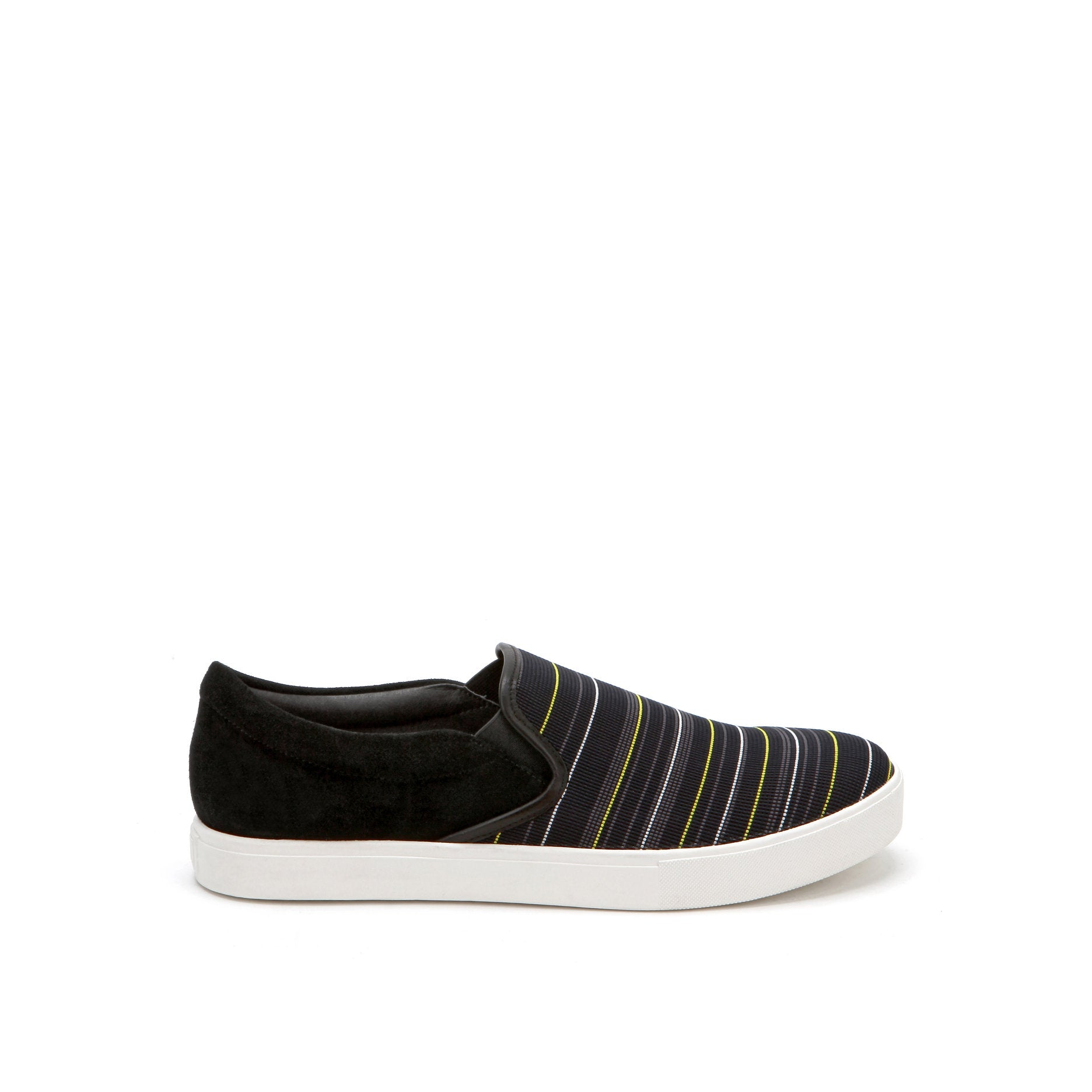 United Nude Slip On Night Drive Black Elastic