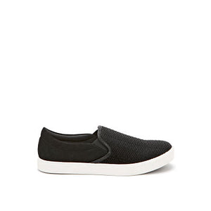 United Nude Slip On Black Riz Silicon 3D Mesh