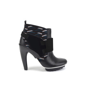 United Nude Winter Eros Ritz Blue Bootie