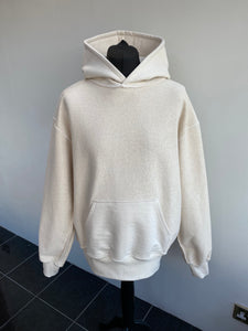 Reversed heavyweight Hoodie