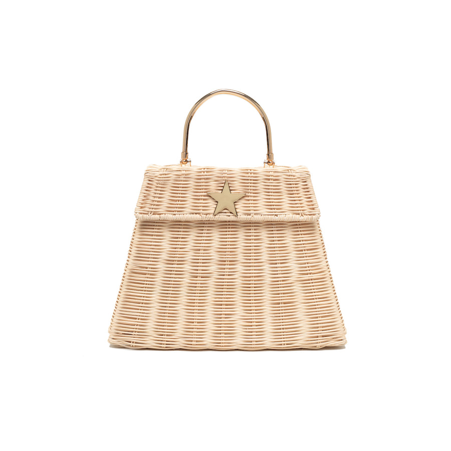 Natural Wicker Bag