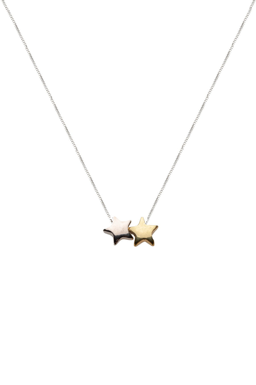 Double Star Necklace - ninimolnar