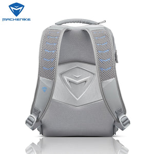 Machenike waterproof laptop bag backpack 17.3 inch laptop bag computer bag USB for Power Bank