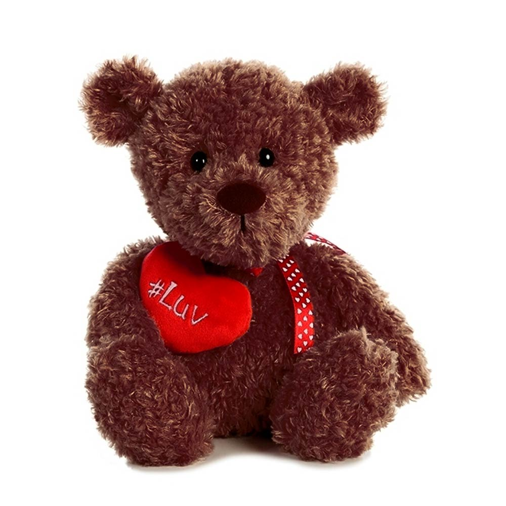 Peluche Oso Luv Bear Astt Marrón