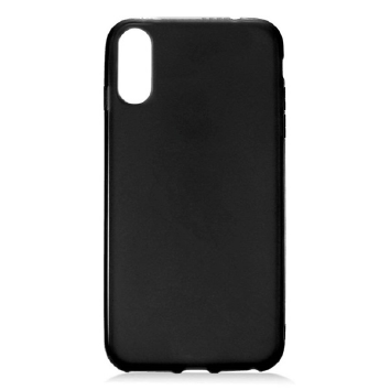Mobicase Apple iPhone X / Xs Back Cover - Zwart - ReparatieCenter.nl