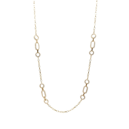 Sherrie Chain Link Necklace