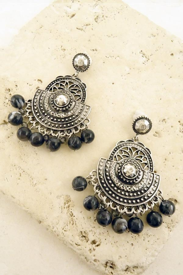 Boho Filigree Earring - BOMSHELL BOUTIQUE