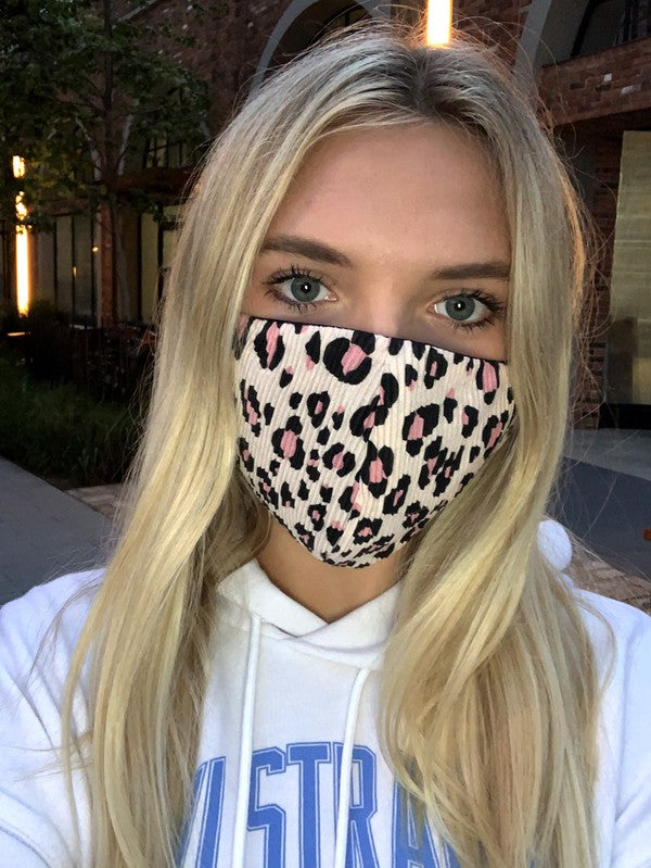 Cloth Face Mask ADULT - BOMSHELL BOUTIQUE