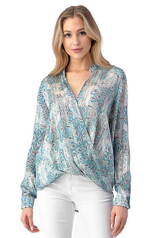 Stella Top-Blue