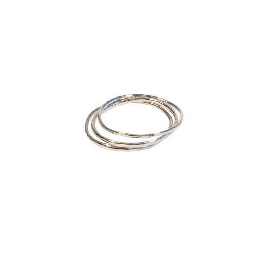 Purpose - Unity Ring Silver - BOMSHELL BOUTIQUE