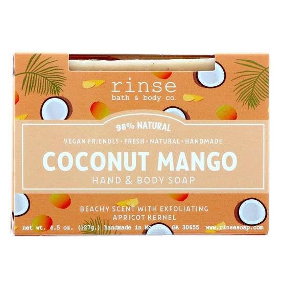 Soap - Coconut Mango