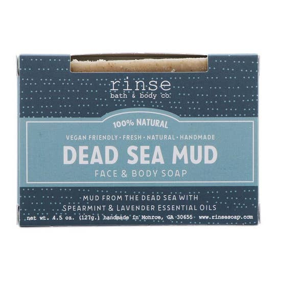 Soap - Dead Sea Mud