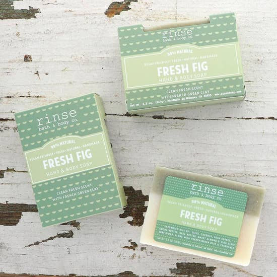 Soap - Fresh Fig - BOMSHELL BOUTIQUE