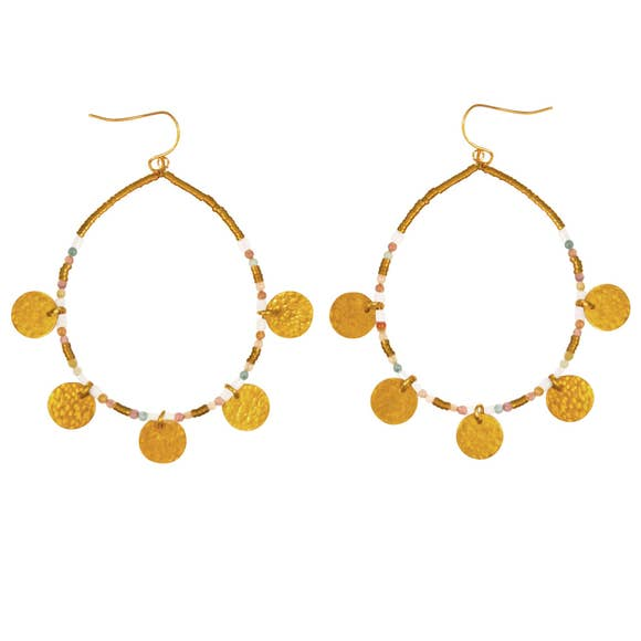 Purpose- Cruz Earrings - BOMSHELL BOUTIQUE