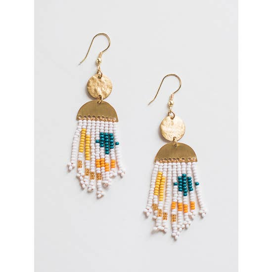 Festival Fringe Earrings - BOMSHELL BOUTIQUE
