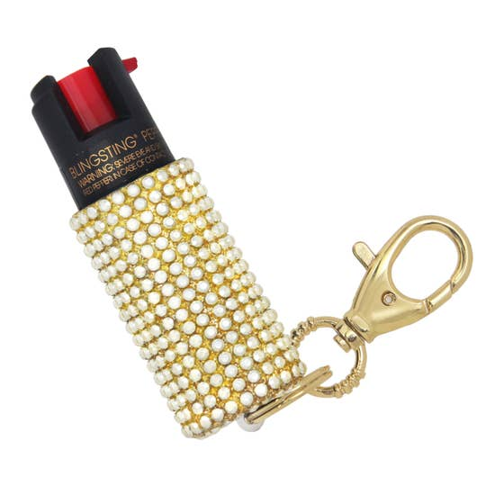 Blingsting Pepper Spray - Gold