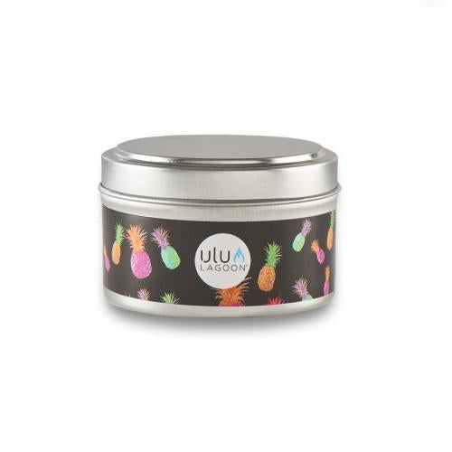 Surf Wax Tin Candles