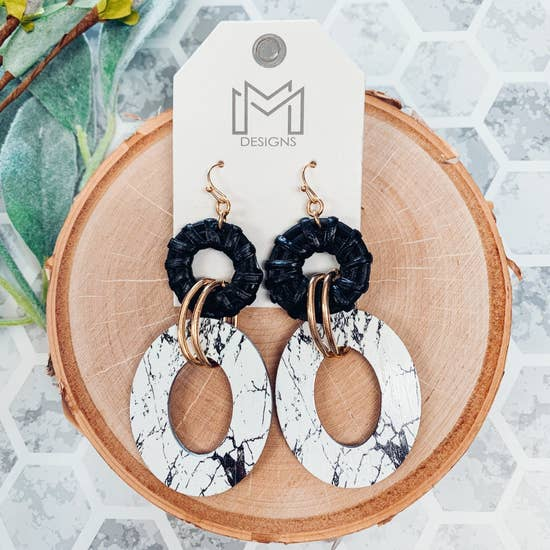 Carmen Earrings - BOMSHELL BOUTIQUE