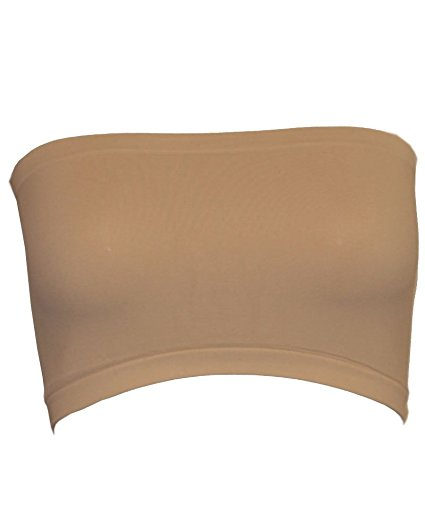 Seamless bandeau  - color options