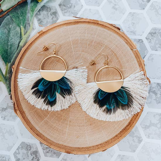 Phoebe Earrings - BOMSHELL BOUTIQUE