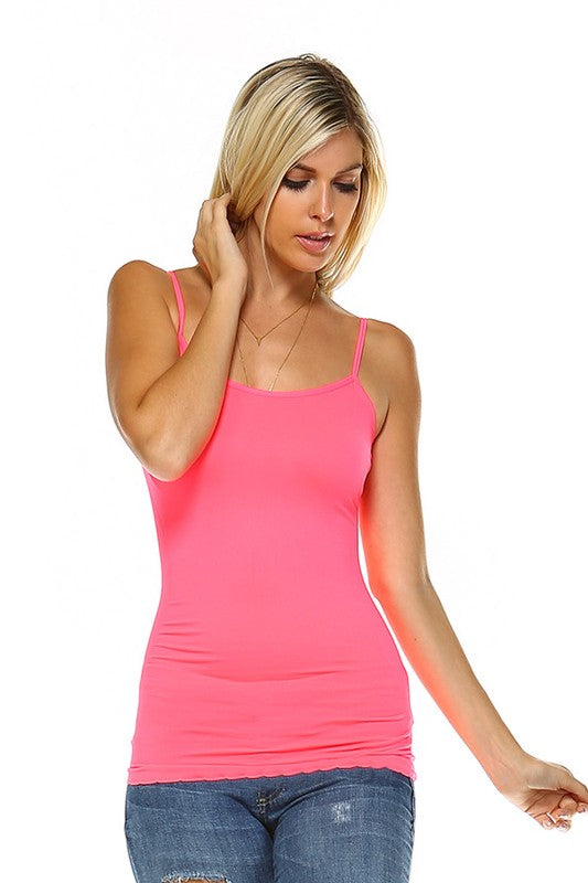 Seamless Tank - Other Colors Available
