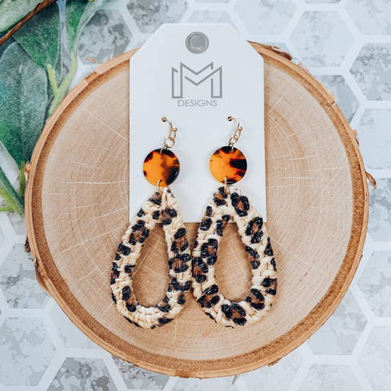 Catalina Earrings - BOMSHELL BOUTIQUE