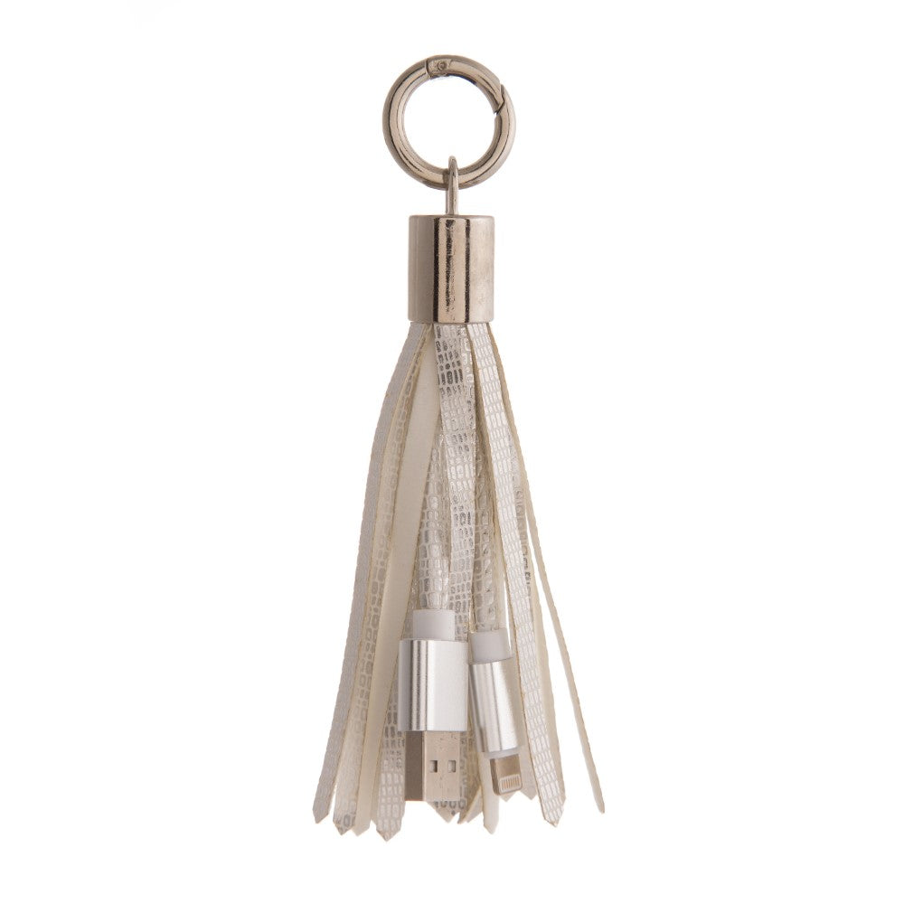 Tassel Phone Charger - BOMSHELL BOUTIQUE
